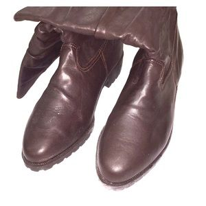 Euro Club Brown Boots Size women's 10